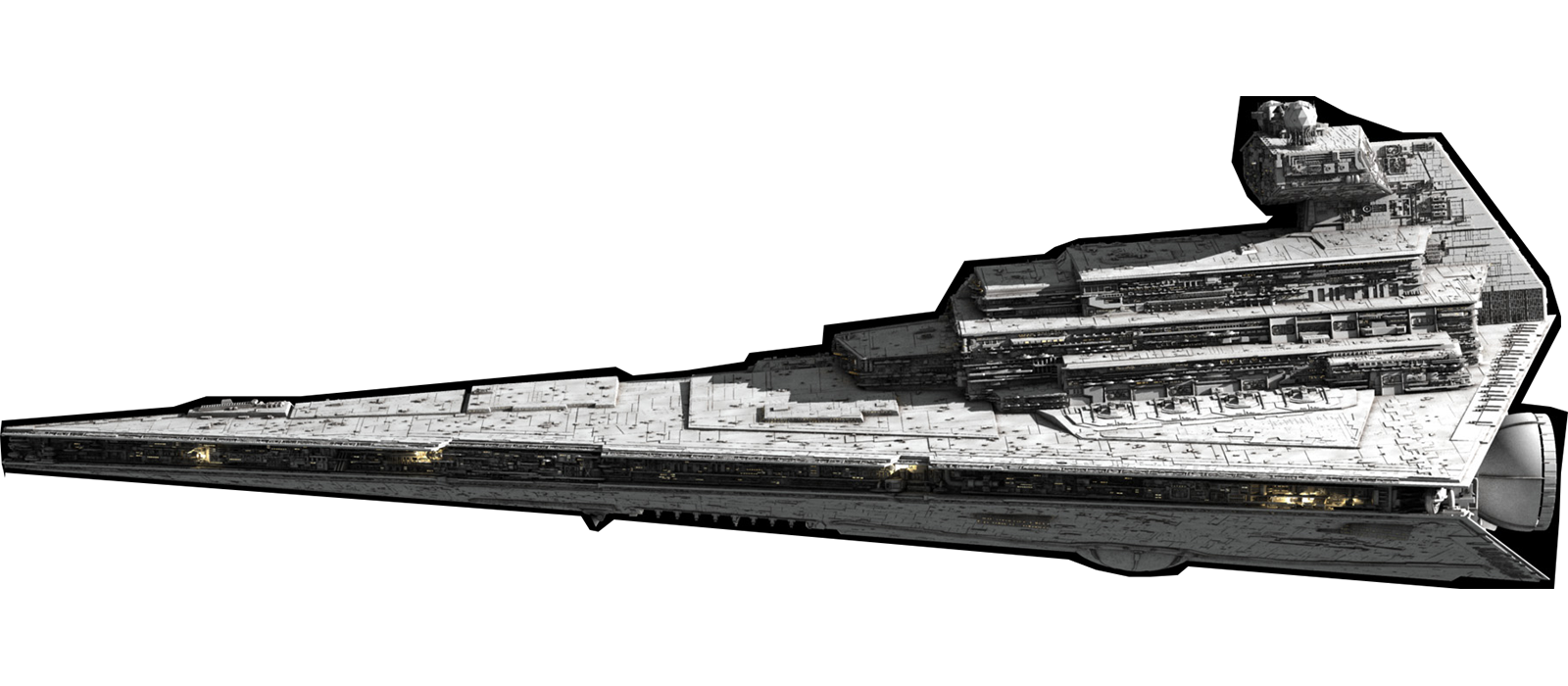 Star Destroyer clase I imperial
